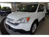 2009 Taffeta White Honda CR-V EX 4WD #127180874