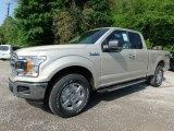 2018 Ford F150 White Gold