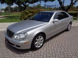 2004 Brilliant Silver Metallic Mercedes-Benz S 500 4Matic Sedan #127202230