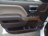 2018 Chevrolet Silverado 1500 LTZ Crew Cab 4x4 Door Panel