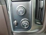 2018 Chevrolet Silverado 1500 LTZ Crew Cab 4x4 Controls