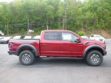 2018 Ruby Red Ford F150 SVT Raptor SuperCrew 4x4 #127202227