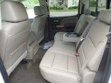 2018 Chevrolet Silverado 1500 LTZ Crew Cab 4x4 Rear Seat
