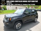 2018 Black Jeep Renegade Sport 4x4 #127230918
