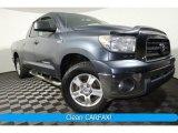 2008 Slate Gray Metallic Toyota Tundra SR5 Double Cab 4x4 #127231064
