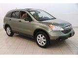 2008 Green Tea Metallic Honda CR-V EX #127231113