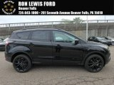 2018 Shadow Black Ford Escape SE 4WD #127252808