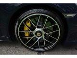 2018 Porsche 911 Turbo S Cabriolet Wheel