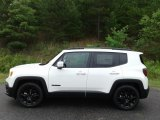 2018 Alpine White Jeep Renegade Altitude #127276629