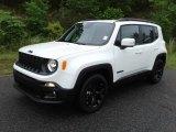 2018 Jeep Renegade Alpine White