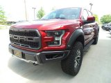 2018 Ruby Red Ford F150 SVT Raptor SuperCrew 4x4 #127297523
