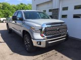 2018 Cement Toyota Tundra SR5 Double Cab 4x4 #127297398