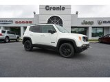 2018 Alpine White Jeep Renegade Sport 4x4 #127313280