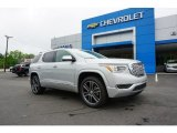 2018 Quicksilver Metallic GMC Acadia SLE #127313316