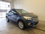 2018 Blue Metallic Ford Escape SEL 4WD #127313213