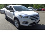 2018 White Platinum Ford Escape SE 4WD #127313432