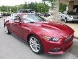 2017 Ford Mustang EcoBoost Premium Coupe Data, Info and Specs