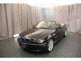 2004 Orient Blue Metallic BMW 3 Series 330i Convertible #12711371