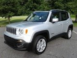2018 Jeep Renegade Glacier Metallic