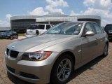 2008 Platinum Bronze Metallic BMW 3 Series 328i Sedan #12730162