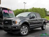 2018 Magnetic Ford F150 STX SuperCrew 4x4 #127334448