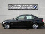 2009 Jet Black BMW 3 Series 328i Sedan #12728144
