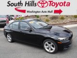 2014 Black Sapphire Metallic BMW 3 Series 320i xDrive Sedan #127334594