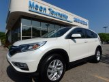 2015 White Diamond Pearl Honda CR-V EX #127359947