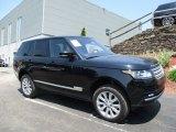 2016 Santorini Black Metallic Land Rover Range Rover HSE #127360090