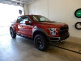 2018 Ruby Red Ford F150 SVT Raptor SuperCrew 4x4 #127359895