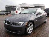 2007 Sparkling Graphite Metallic BMW 3 Series 328i Coupe #12730215