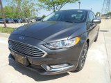 2018 Magnetic Ford Fusion SE #127360035