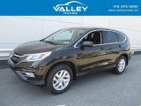 2016 Kona Coffee Metallic Honda CR-V EX AWD #127359853