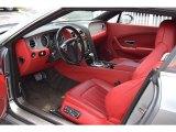 Bentley Continental GTC V8 Interiors
