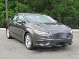 2018 Magnetic Ford Fusion SE #127378167