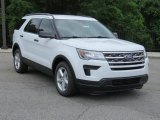 2018 Ford Explorer FWD Data, Info and Specs