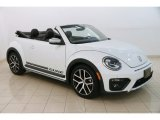 2017 Volkswagen Beetle 1.8T Dune Convertible Data, Info and Specs