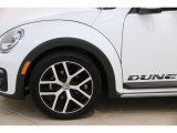 Volkswagen Beetle 2017 Wheels and Tires