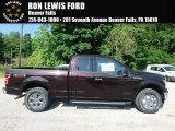2018 Magma Red Ford F150 XLT SuperCab 4x4 #127378108