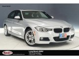 2018 Glacier Silver Metallic BMW 3 Series 330i Sedan #127378239
