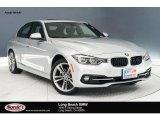 2018 Glacier Silver Metallic BMW 3 Series 330i Sedan #127378238