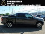 2018 Magnetic Ford F150 STX SuperCrew 4x4 #127378105
