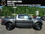 2018 Ford F150 SVT Raptor SuperCab 4x4
