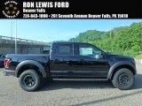 2018 Shadow Black Ford F150 SVT Raptor SuperCrew 4x4 #127378103