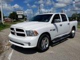2014 Bright White Ram 1500 Express Crew Cab #127378365