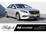 2017 Symphony Silver Hyundai Sonata SE #127378218