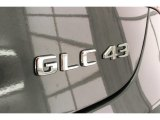 Mercedes-Benz GLC Badges and Logos