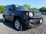 2018 Black Jeep Renegade Latitude 4x4 #127401723