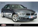 2018 Mineral Grey Metallic BMW 3 Series 330i Sedan #127401809