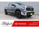 2018 Magnetic Gray Metallic Toyota Tundra SR5 CrewMax 4x4 #127401804
